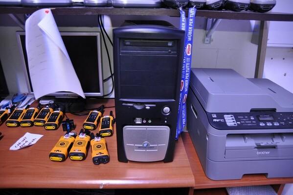 1#6043 Arredi e attrezzature per squadre calcistiche in vendita - foto 193