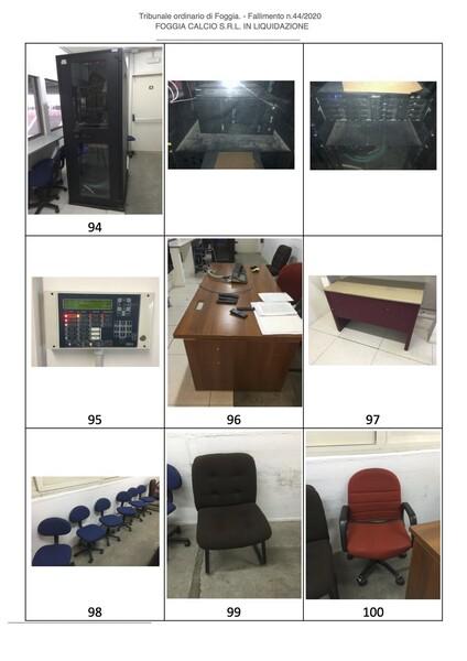 1#6043 Arredi e attrezzature per squadre calcistiche in vendita - foto 256