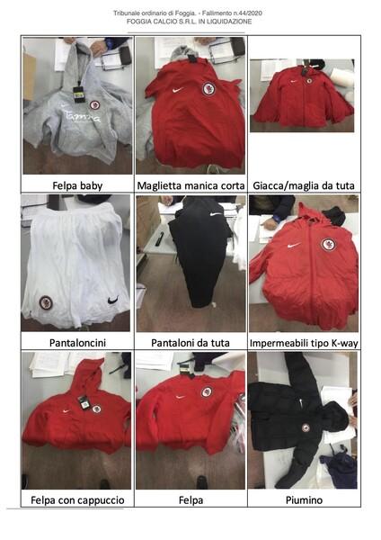 1#6043 Arredi e attrezzature per squadre calcistiche in vendita - foto 270