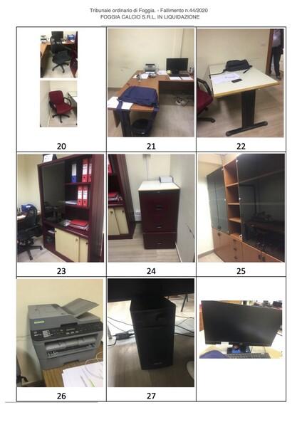 1#6043 Arredi e attrezzature per squadre calcistiche in vendita - foto 273