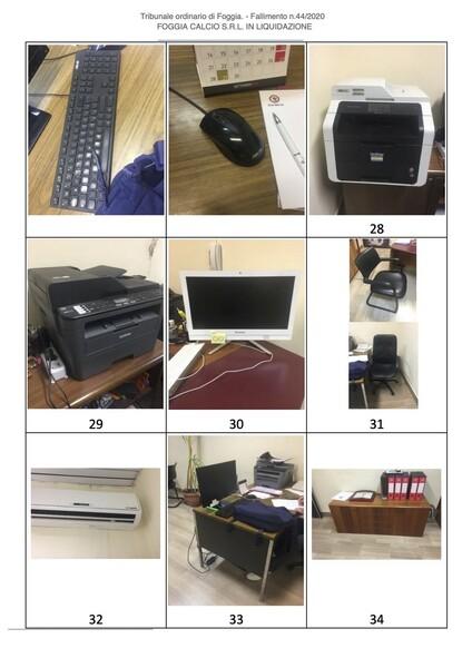 1#6043 Arredi e attrezzature per squadre calcistiche in vendita - foto 274