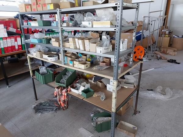 1#6044 Attrezzatura per confezione pellame in vendita - foto 40