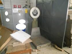 Vetta Macchi scale and Berkel Bilico - Lot 2 (Auction 6046)