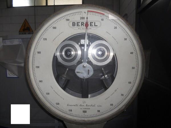 2#6046 Bilancia Vetta Macchi e Bilico Berkel in vendita - foto 11