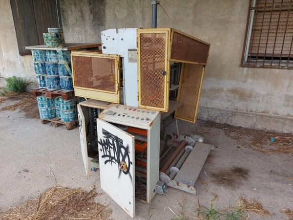 3#6046 Macchinari dismessi in vendita - foto 10