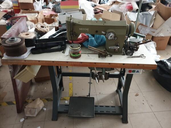 3#6047 Attrezzature per la produzione di calzature in vendita - foto 9