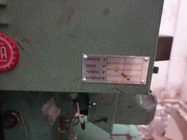 3#6047 Attrezzature per la produzione di calzature in vendita - foto 18