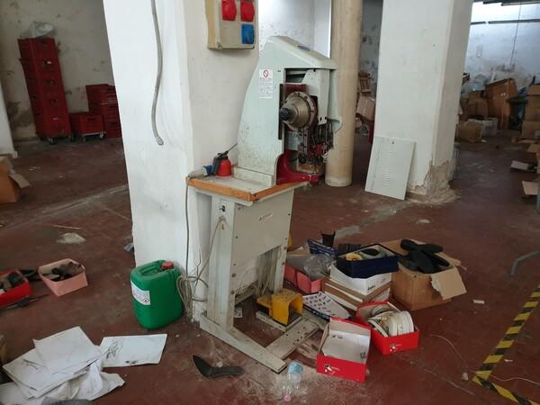 3#6047 Attrezzature per la produzione di calzature in vendita - foto 19