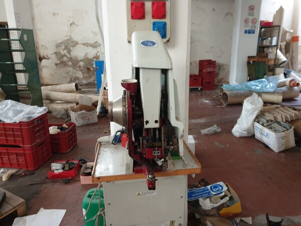 3#6047 Attrezzature per la produzione di calzature in vendita - foto 20