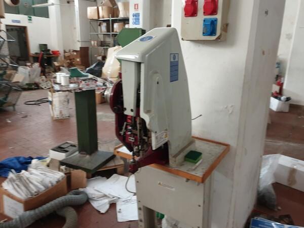 3#6047 Attrezzature per la produzione di calzature in vendita - foto 21