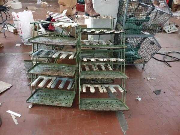 3#6047 Attrezzature per la produzione di calzature in vendita - foto 23