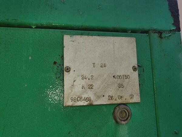 150#6048 Refrigeratore Green Box T26 in vendita - foto 2
