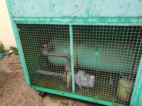150#6048 Refrigeratore Green Box T26 in vendita - foto 4