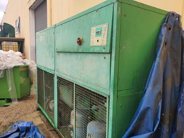 150#6048 Refrigeratore Green Box T26 in vendita - foto 5