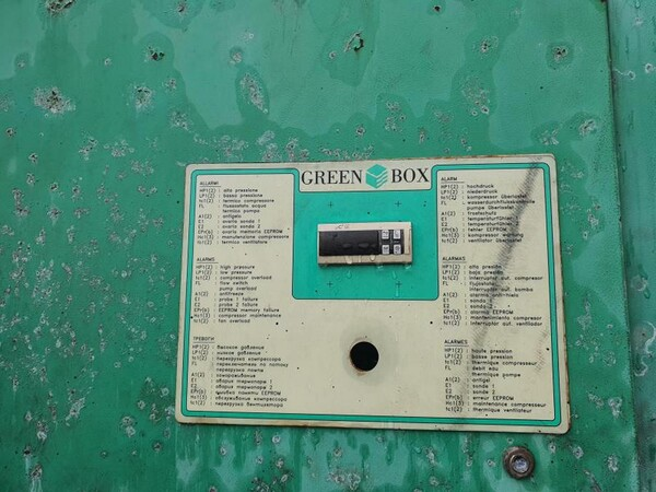 150#6048 Refrigeratore Green Box T26 in vendita - foto 6