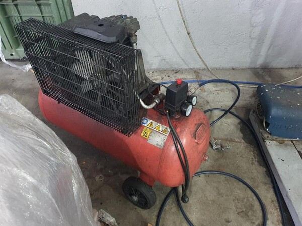 16#6048 Compressore Fiac in vendita - foto 2