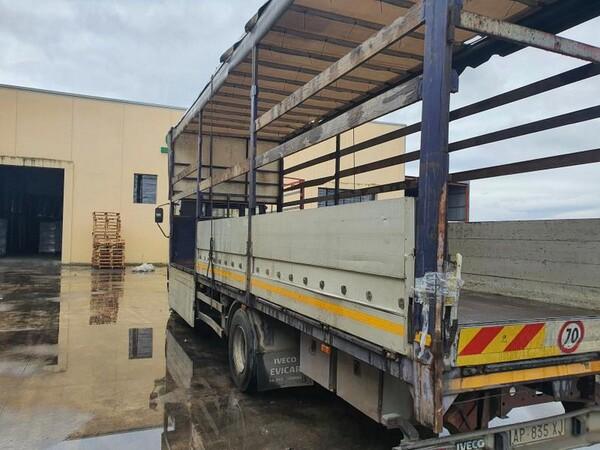2#6048 Autocarro Iveco Eurocargo in vendita - foto 5