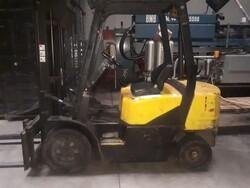 Daewoo forklift - Lot 4 (Auction 6048)
