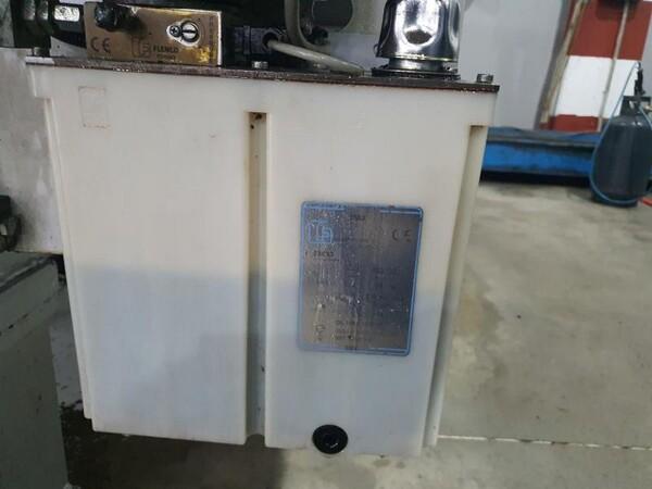 8#6048 Pressa oleodinamica BMB KW70PI in vendita - foto 5