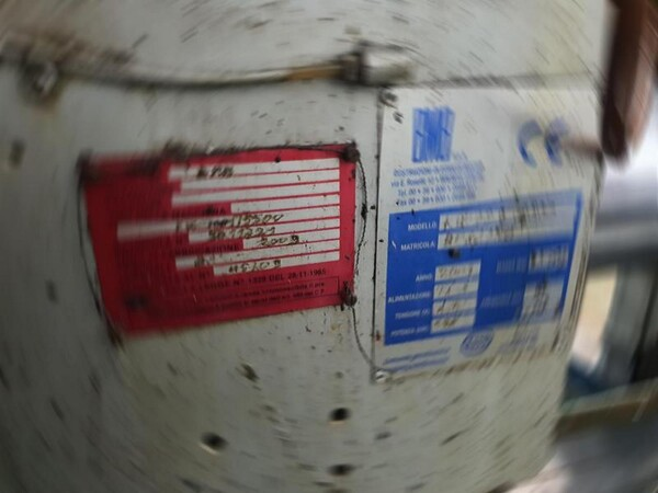 8#6048 Pressa oleodinamica BMB KW70PI in vendita - foto 10