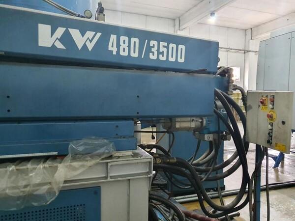 9#6048 Pressa oleodinamica BMB KW480 in vendita - foto 13