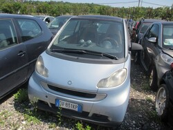 Smart Fortwo and Fiat Panda cars - Lot 0 (Auction 6049)