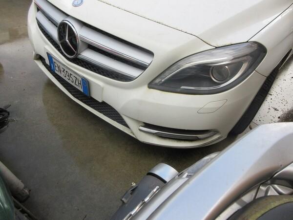 2#6049 Autovettura Mercedes B 180 in vendita - foto 8
