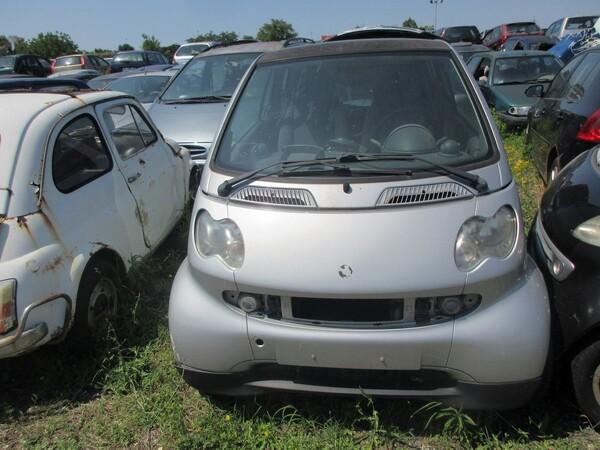 3#6049 Autovettura Smart Fortwo in vendita - foto 1