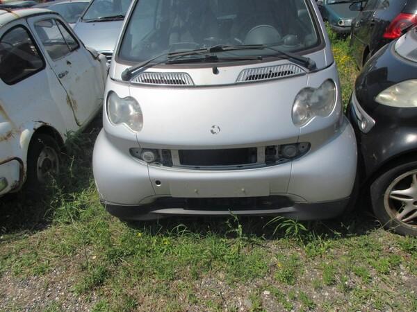 3#6049 Autovettura Smart Fortwo in vendita - foto 3