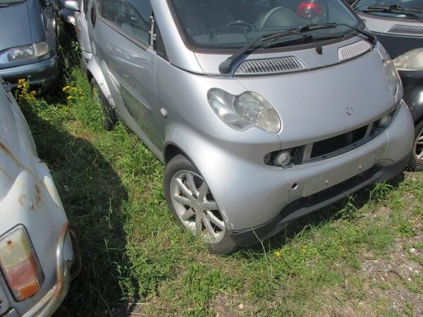 3#6049 Autovettura Smart Fortwo in vendita - foto 6