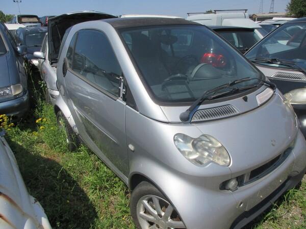 3#6049 Autovettura Smart Fortwo in vendita - foto 7
