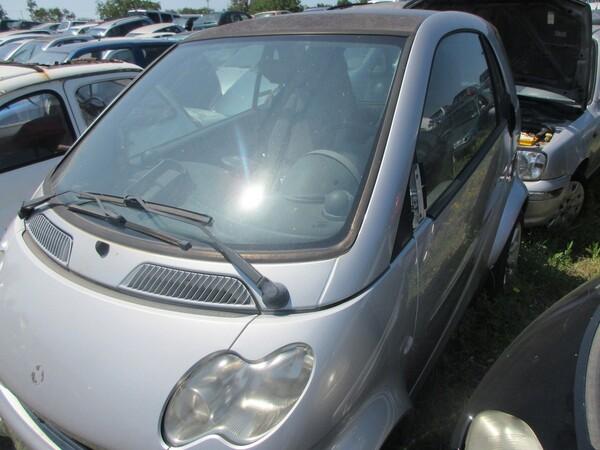 3#6049 Autovettura Smart Fortwo in vendita - foto 19