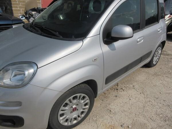 5#6049 Autovettura Fiat Panda in vendita - foto 5