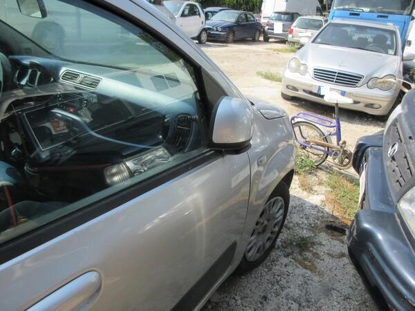 5#6049 Autovettura Fiat Panda in vendita - foto 9