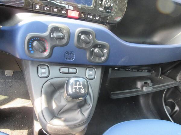 5#6049 Autovettura Fiat Panda in vendita - foto 13