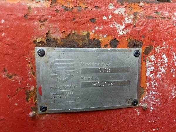 1#6053 Perforatrice Casa Grande in vendita - foto 4