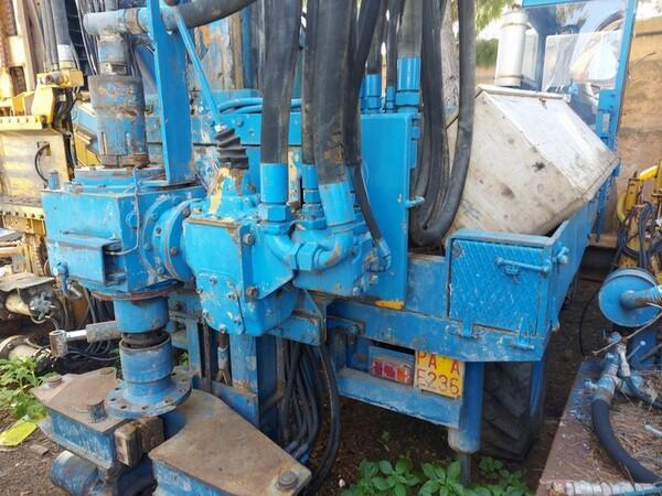 13#6053 Perforatrice F.lli Dieci in vendita - foto 1
