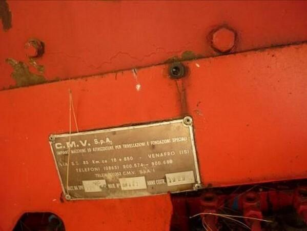 14#6053 Perforatrici Trivelsonda e CMV in vendita - foto 3