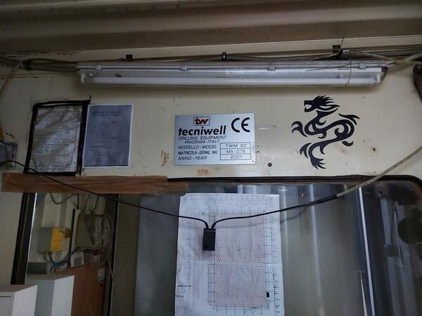 16#6053 Impianto di miscelazione Tecniwell in vendita - foto 1