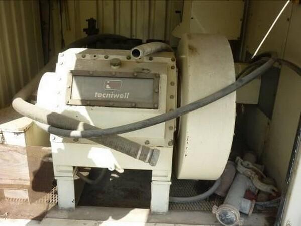 17#6053 Motopompa Tecniwell in vendita - foto 1