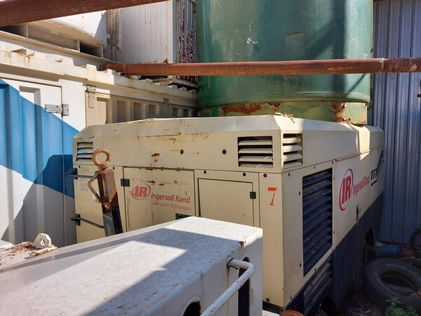 21#6053 Motocompressori Ingersoll in vendita - foto 2