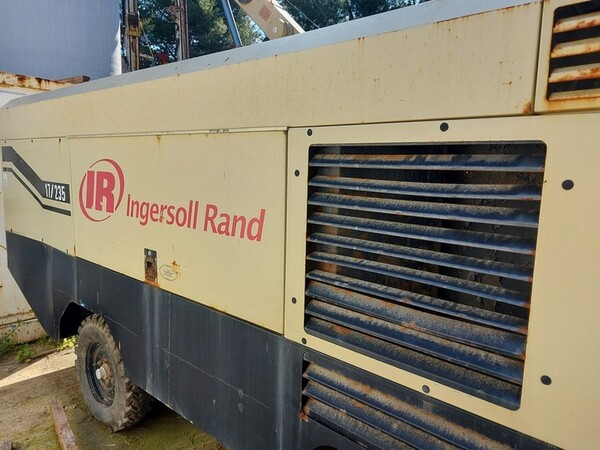 21#6053 Motocompressori Ingersoll in vendita - foto 5