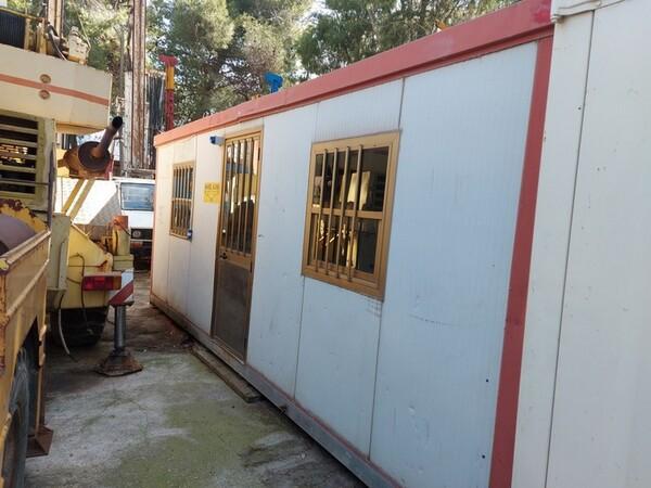 25#6053 Container uso ufficio e Idropulitrice a caldo Karcher in vendita - foto 1