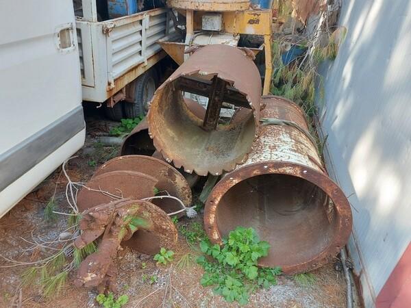 25#6053 Container uso ufficio e Idropulitrice a caldo Karcher in vendita - foto 2