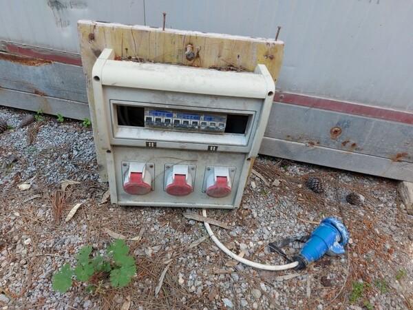 25#6053 Container uso ufficio e Idropulitrice a caldo Karcher in vendita - foto 3
