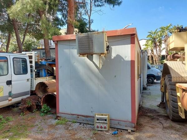25#6053 Container uso ufficio e Idropulitrice a caldo Karcher in vendita - foto 6