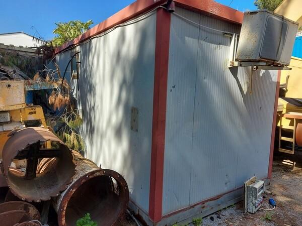 25#6053 Container uso ufficio e Idropulitrice a caldo Karcher in vendita - foto 7
