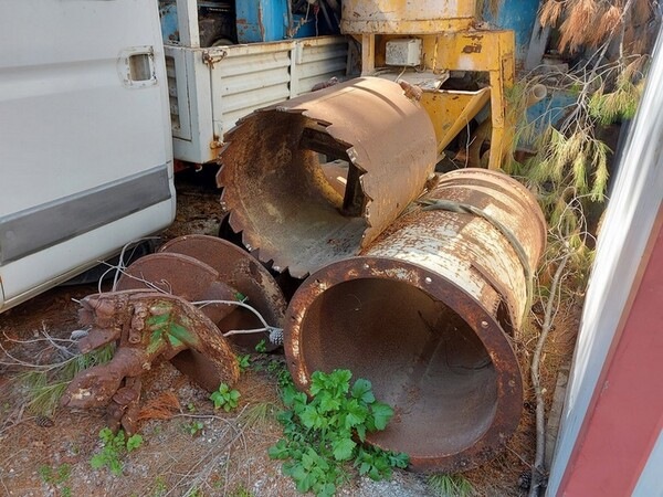 25#6053 Container uso ufficio e Idropulitrice a caldo Karcher in vendita - foto 8