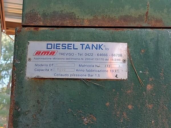 25#6053 Container uso ufficio e Idropulitrice a caldo Karcher in vendita - foto 10
