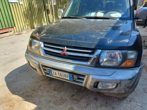 28#6053 Automobile Mitsubishi Pajero in vendita - foto 4